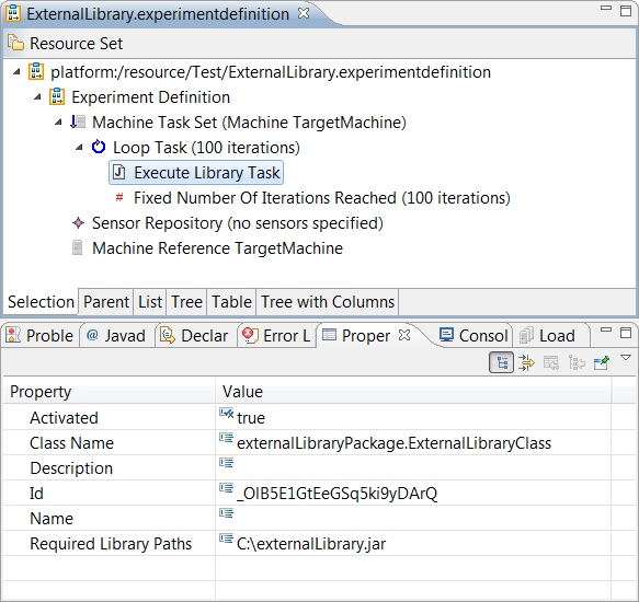 Screenshot ExternalLibraryTask WithAttributes.png